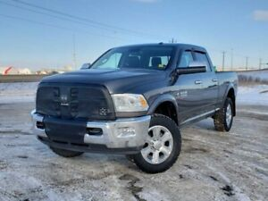 2014 Ram 2500 Laramie  6.7L CUMMINS DIESEL | HEATED 1ST/2ND ROW