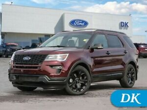 2019 Ford Explorer Sport  **QUALIFIES FOR NEW VEHICLE INCENTIVES