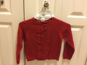 Gymboree size 4 sweater - new condition London Ontario image 1
