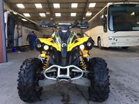 Can Am Renegade 800 Road Legal Quad Raptor LTZ Polaris