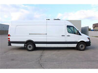 V6 Freezer Cooler - 2014 Sprinter Cargo Van Super High Roof 170""