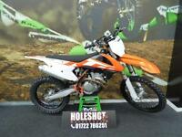 KTM SXF 350 Motocross bike very clean example Must see
