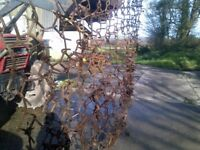 9ft chain harrow