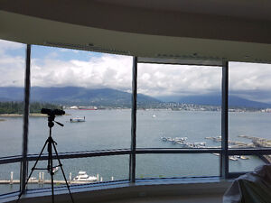 Spectacular View, 3 BDRMs, 3 1/2 Baths, One Harbour Green,