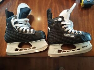 Youth Ice skates Bauer Nexus Size 3 Excellent Condition