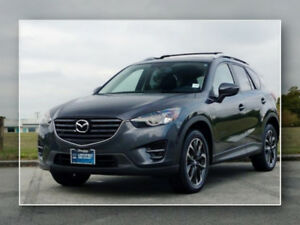 2016 MAZDA CX-5 GT AWD***Price REDUCED!!!