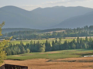 Organic Farm Creston Valley BC, buy one or both lots?
