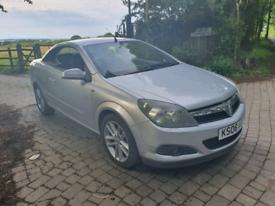 Vauxhall Astra twinport convertible 1.8 2006 ulez complaint