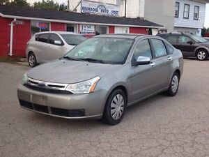 2008 Ford Focus SE Safety E-Tested Only $3495!!!