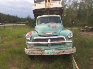 Dump truck classic 54