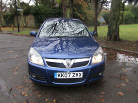 **REDUCED*Vauxhall Vectra 1.8i VVT SRi NAV**PETROL CARS**FSH**LOW MILES**SAT NAV