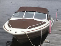 19ft Sea Ray Bowrider