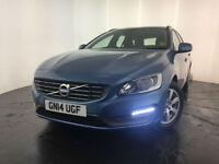 2014 VOLVO V60 BUSINESS EDT D2 DIESEL 1 OWNER VOLVO SERVICE HISTORY FINANCE PX