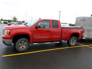 Gmc sierra 2500hd sle 2008 automatique 14500$
