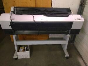 Plotter printer -  Epson 9800