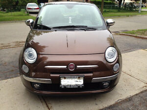 2012 Fiat 500 Lounge Coupe