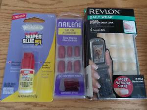 BRAND NEW Acrylic Nail Kit Mix and Glue