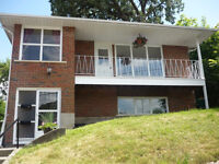 Bright spacious 3 bedroom Avail Feb 1st