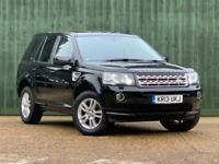 2013 Land Rover Freelander 2.2 TD4 XS 4X4 5dr Estate Diesel Manual