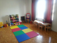 Home daycare with Immediate spaces-LASALLE