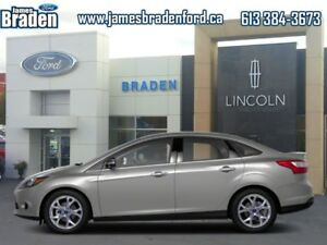 2013 Ford Focus S  -  Power Windows - Low Mileage