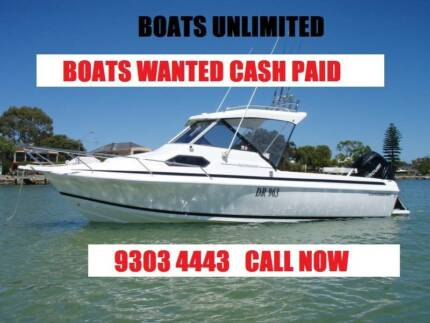 ***Boats Wanted - CASH SPLASH $150,000 TO SPEND, CALL TODAY!!!