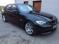 BMW 320i M SPORT (Damaged Repairable)
