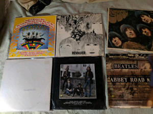 Seeking Vinyl Records and Vintage Stereo Equipment
