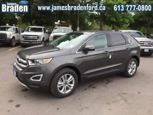 2018 Ford Edge SEL AWD  - Navigation - Leather Seats