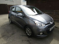 2014 (14) Hyundai i10 1.2 Premium 5 Door Hatchback Petrol Manual (£30 Tax)