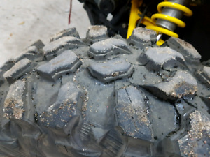 30-10R14 maxxis carnivore tires
