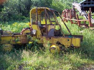 664B CLARK SKIDDER for parts