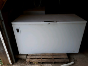 18 cubic foot chest freezer