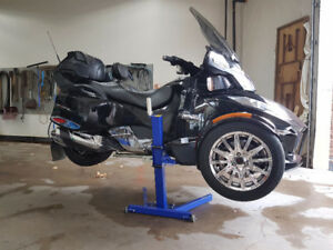 Motorcycle lift Big Blue Eazy-Rize