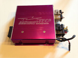 Tec3 Electromotive engine control, Custom ECU