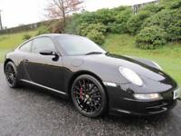 SOLD SOLD SOLD 2006 Porsche 911 CARRERA S 3.8 Tiptronic S LOW MILEAGE 350BHP