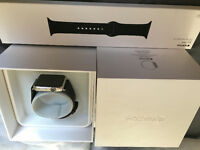 Apple Watch 42 SS Saphire Classic Buckle + Sport + AppleCare
