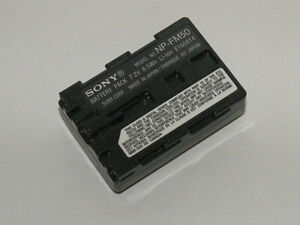 Genuine Sony NP-FM50 Battery DSC-S30 CD200 DSC-F707 DSC-F717