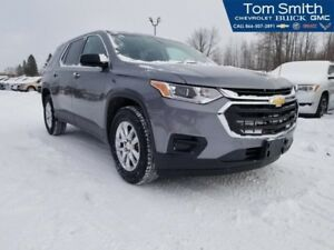 2019 Chevrolet Traverse LS  - $247.62 B/W