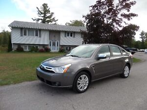 2009 FORD FOCUS SEL - AUTO/LEATHER/SIDE AIRBAGS $4495. CERT & E-