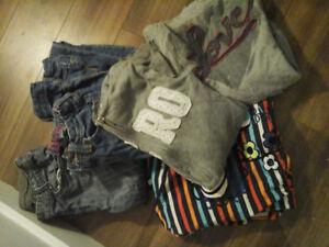 lot de vêtements pour fille 10-12 ans