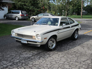 1972 Ford Pinto Group 2