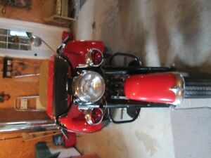HARLEY DAVIDSON POLICE SPECIAL COLLECTIBLE