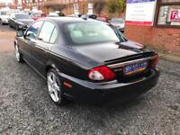 Jaguar X-TYPE 2.2D (143bhp) DPF auto Sport Premium 4 Door Saloon