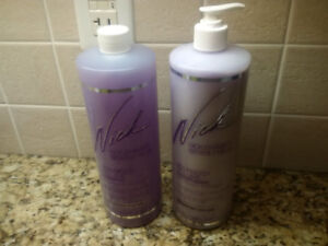 Nick Chavez SuperSize Shampoo and Conditioner