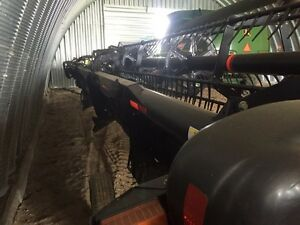 M205 MacDon Westward swather with only 755 hours Moose Jaw Regina Area image 5
