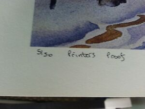 Printers Proofs of the Group of Seven 50% off Peterborough Peterborough Area image 10