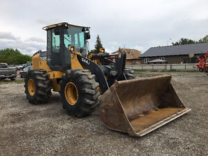 2006 JOHN DEERE 544J WHEEL LOADER