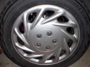 "17"" Hubcap Wheel Covers"