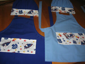 Apron & Chef Hat Set